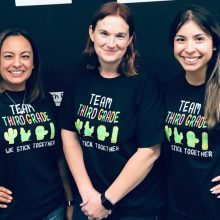 iLEAD Lancaster 3rd Grade Team Models High-Level Collaboration