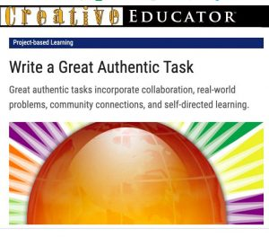 Creative educator article preview