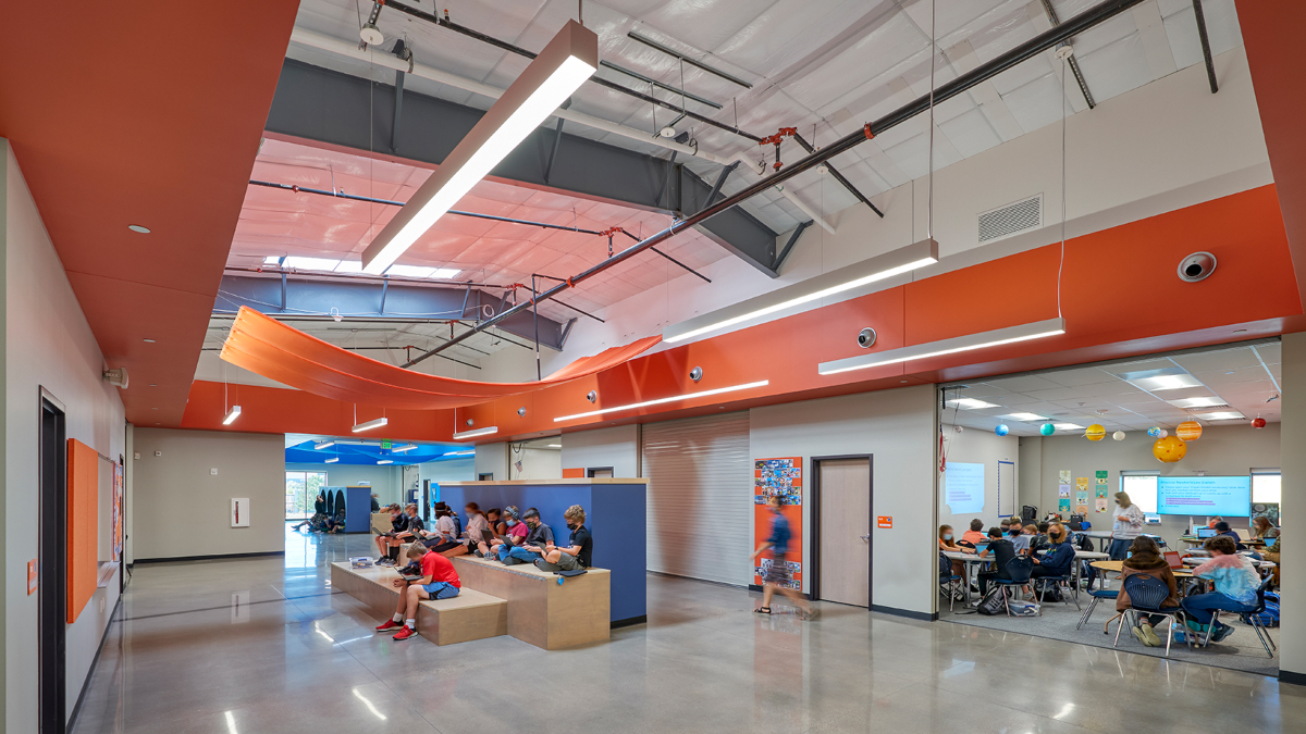 Space Matters: How Classroom & School Design Can Enhance Deeper Learning