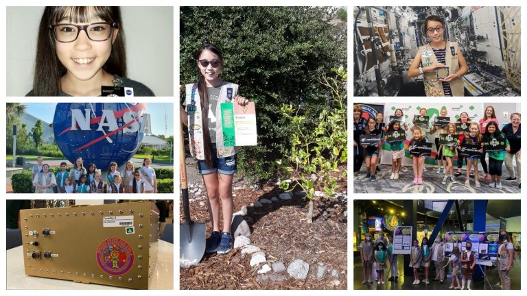 iLEAD Agua Dulce 7th Grader Modeling Path For Young Women in STEM